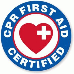 Impresive Cpr Certification On Resume Guidelines
